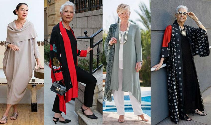 Как быть стильной после 50 лет?