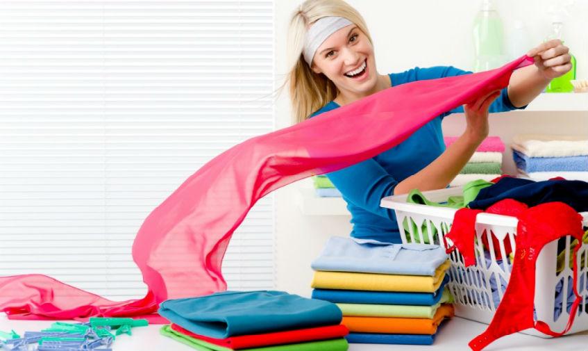 Уход за трикотажной женской одеждой
