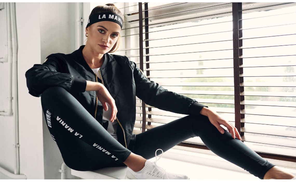 Спортивный стиль или fashion sport для женщин