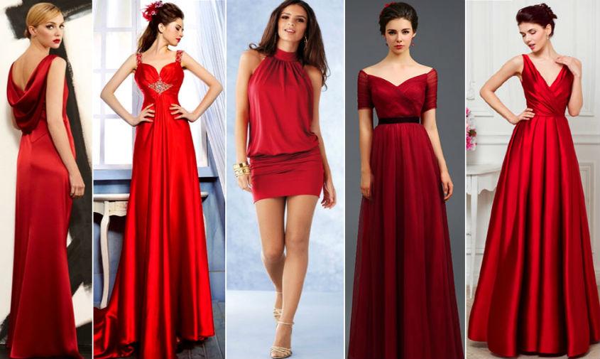 Удачные цвета одежды на Новый год