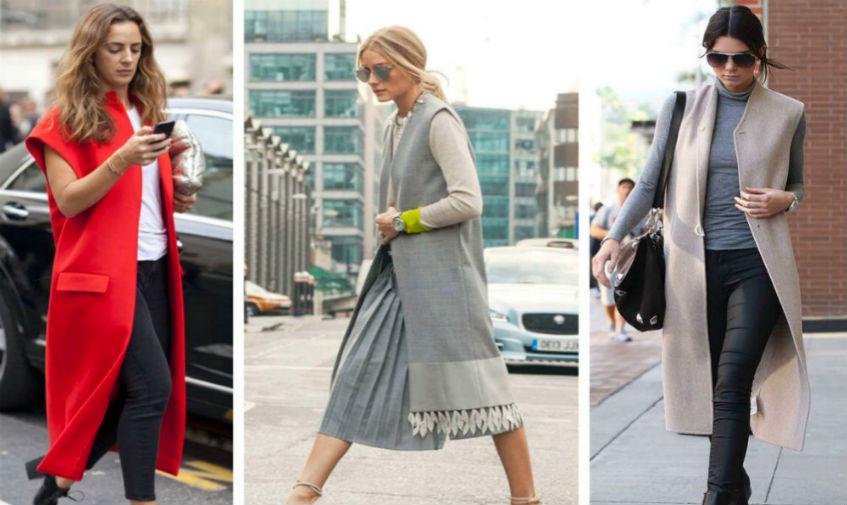 Модные женские жилеты и жилетки на все сезоны