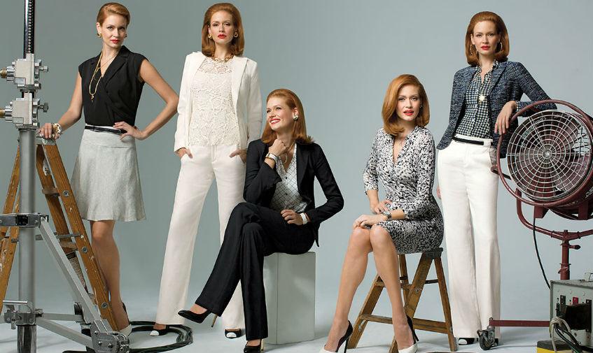 Офисная одежда и дресс-код для женщин