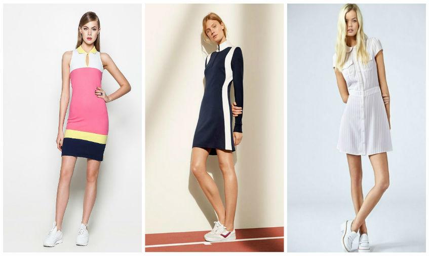 Спортивные женские платья в интернет-магазине Namode