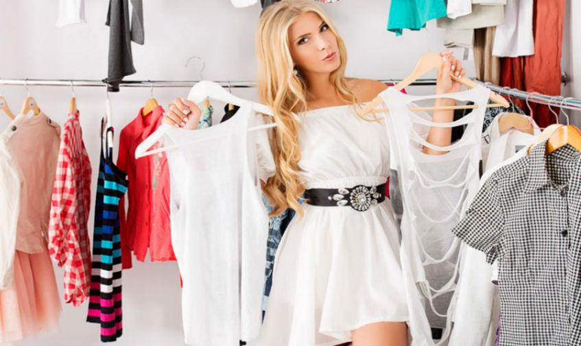 Как выбрать женскую одежду в интернет-магазине?